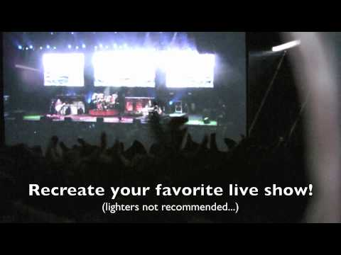 The iPad Concert Theater