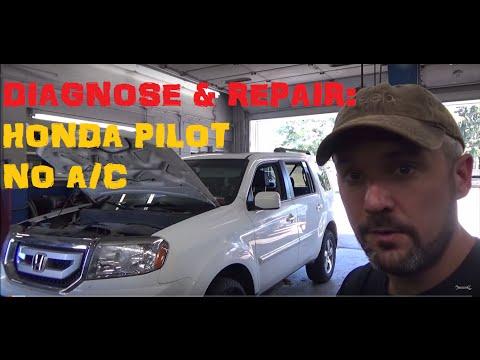 Honda Pilot - Intermittent A/C