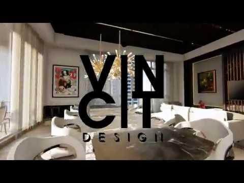 Recorrido Virtual para proyecto de diseño de interiores de departamento en Providencia 2