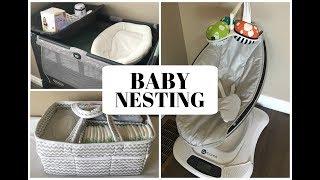 BABY NESTING & ORGANIZING