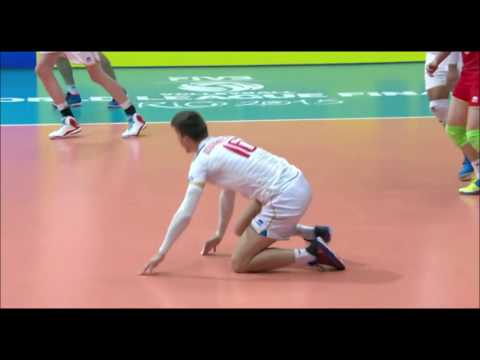 Libero Position - Rules And Rotations