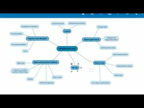 SimpleMind Free   Intuitive Mind Mapping   Apps on Google Play