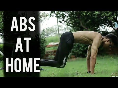 ABS workout At HOME   Guaranteed ABS