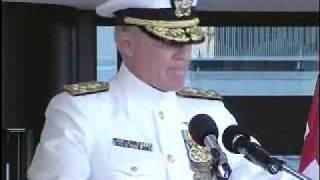 Willard Assumes Command of U.S. Pacific Command