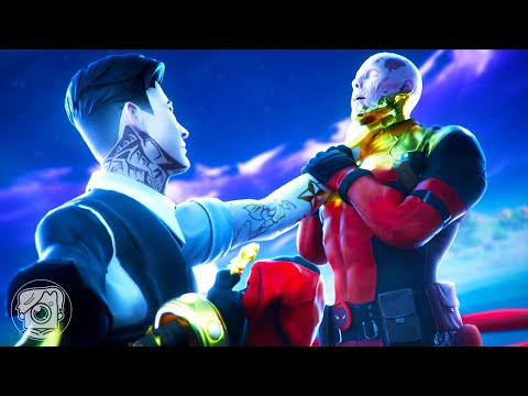 DEADPOOL vs. MIDAS! (A Fortnite Short Film)