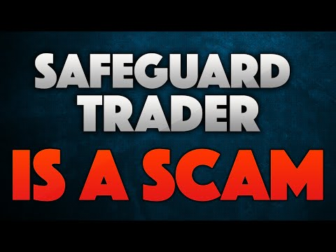 Safeguard Trader Scam Review