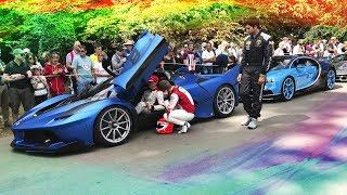 LOS MEJORES COCHES DEL MUNDO EN ACCIÓN!! (Goodwood Festival of Speed)  | JUCA
