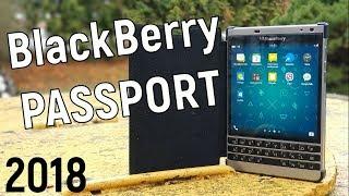 BlackBerry Passport - стоит ли покупать в 2018 году?