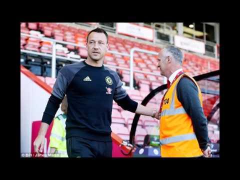 Chelsea legend John Terry sends heartfelt message to 'great man'