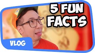 5 Fun FACTS About EDHO ZELL Wkwkwkwkw