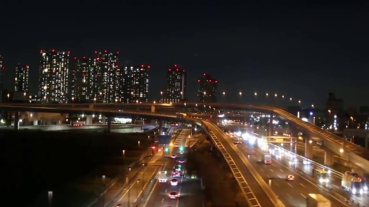 TOKYO Shinjuku, Minato City Sceneries from Trains  東京 電車からの眺め