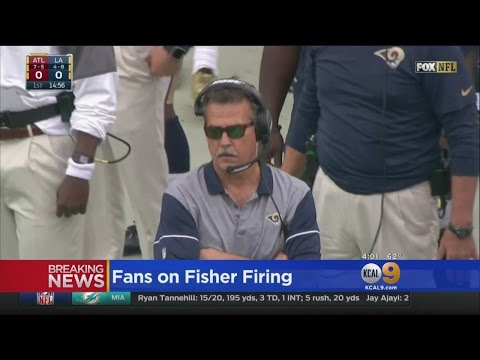Fans React To Jeff Fisher's Firing