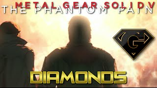 MGSV: TPP - Diamonds - Mission 43 Shining Lights, Even In Death