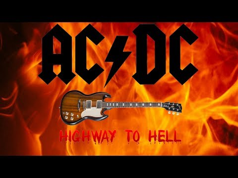 AC/DC Highway to Hell Guitar Cover