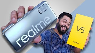 realme V5 5G Unboxing And First Impressions ⚡ 5G Smartphone Under 15000?!