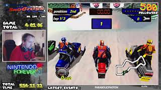 N64Ever / #104 - Polaris SnoCross - Part 2
