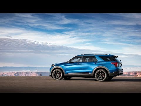 2020 Ford Explorer ST - Exterior Interior and Drive!!