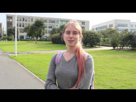 International education experience in UNNC