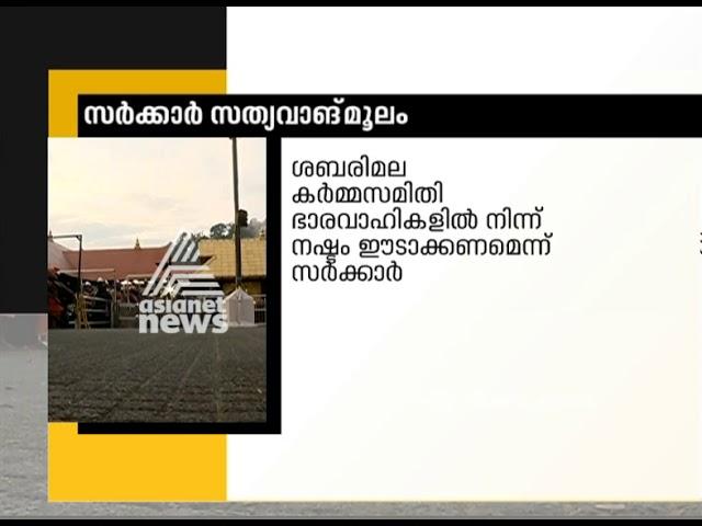 Kerala govt submits affidavit in HC on Kerala hartal over entry of women into Sabarimala