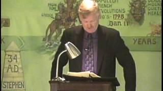 Amazing Grace pt 2: Nebuchadnezzar-Pastor Bill Hughes