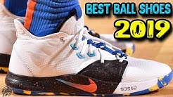 Top 10 Performance Basketball Shoes of 2019! So Far...
