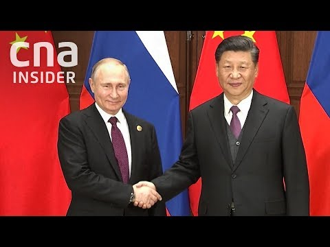 The US-China Trade War Is Turning China & Russia Into BFFs