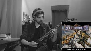 Bolt Thrower- Sixth Chapter Guitar & Bass Cover