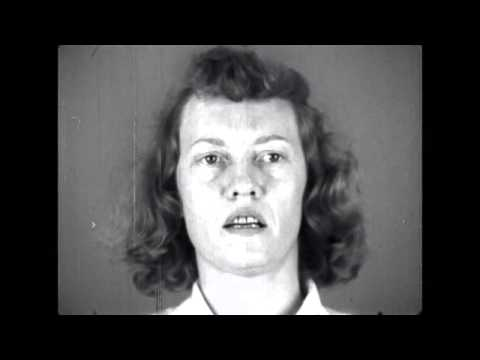 1964 16mm X Ray Film public domain footage creepy