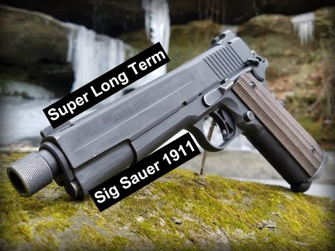 Sig 1911 5 Year, Long Term