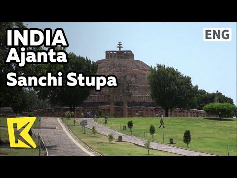 【K】India Travel-Ajanta[인도 여행-아잔타]인도 불교문화/Ajanta/Sanchi Stupa/Ajanta Caves/Stone Cave/Buddhism