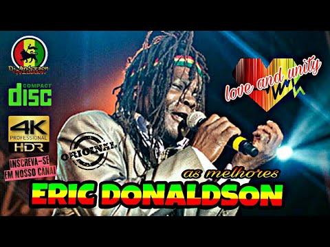 CD ERIC DONALDSON AS MELHORES HD/ LOVE AND UNITY ((link pra download na descrição))