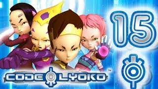 ✪ Code Lyoko: Quest for Infinity Walkthrough Part 15 (Wii, PS2, PSP) ✪