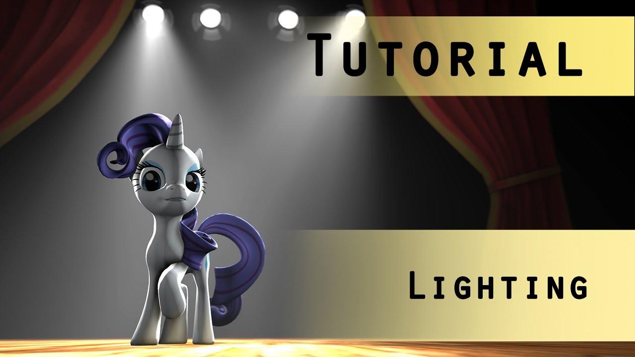 Sfm tutorial week 7 lighting youtube baditri Gallery