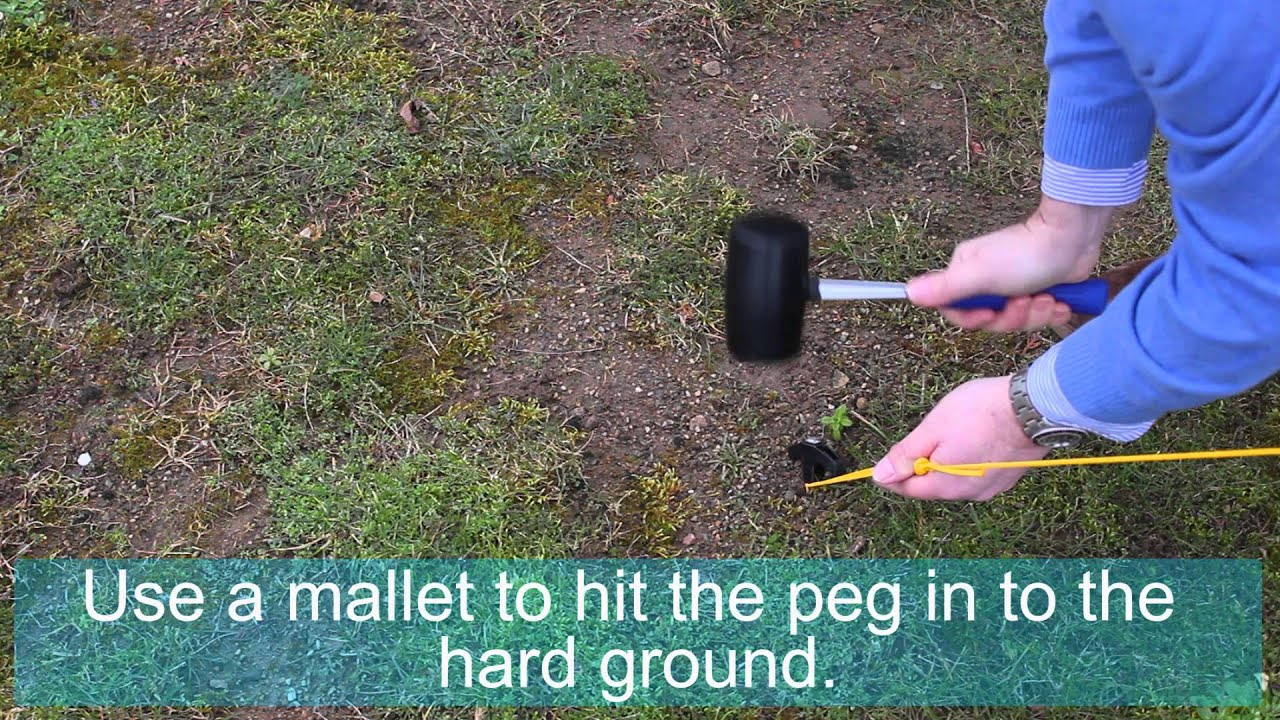 Hard Ground Pegs & Hard Ground Pegs - YouTube