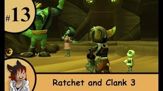 Ratchet and Clank 3 part 13 - How does quark do it