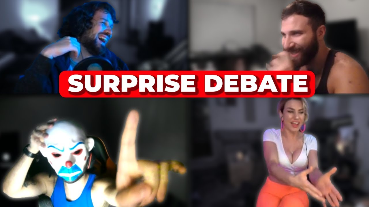 Download Zherka Surprises Destiny w/ A Lefty Debate Opponent On A Dating Podcast