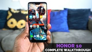 Honor 10 Complete Walkthrough!