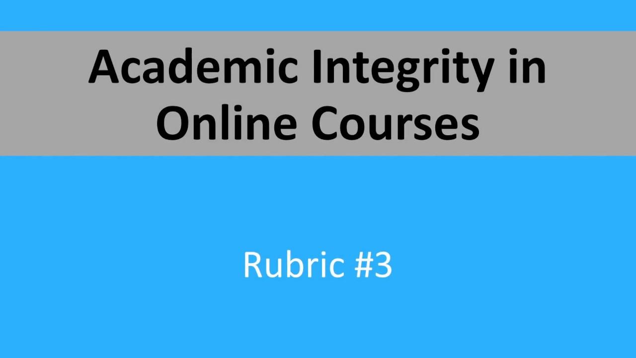academic integrity 3