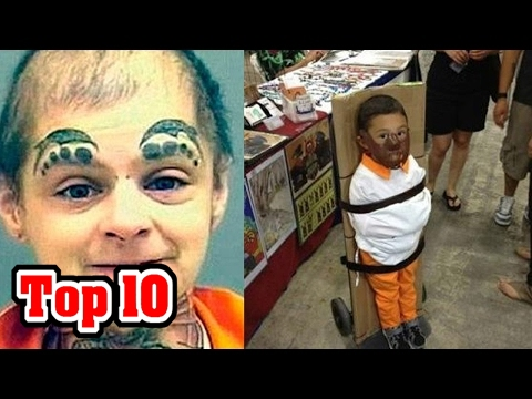 Top 10 MOST DANGEROUS Kids In The WORLD