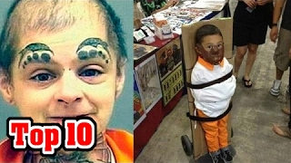 10 MOST EVIL CHILDREN