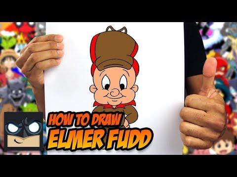 How To Draw Elmer Fudd