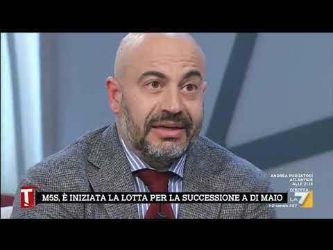 M5S, Gianluigi Paragone: 'Gli imprenditori lo schifano, da solo nelle regioni non vede palla. ...