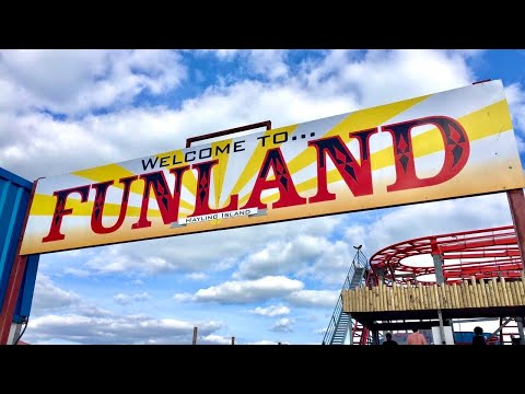 Funland Amusement Park Vlog 15th April 2017