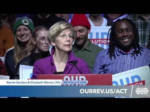 Our Revolution Rally with Bernie Sanders & Elizabeth Warren 003 009