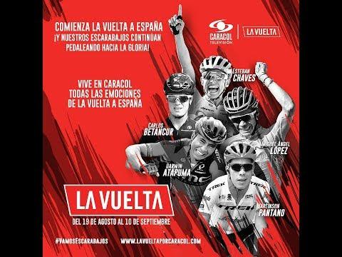 Georgina Ruiz y Santiago Botero analizan la etapa 5 de la Vuelta a España | Noticias Caracol