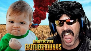 DrDisRespect's GREATEST RANDOM DUO GAME on PUBG OF ALL TIME (HILARIOUS)!