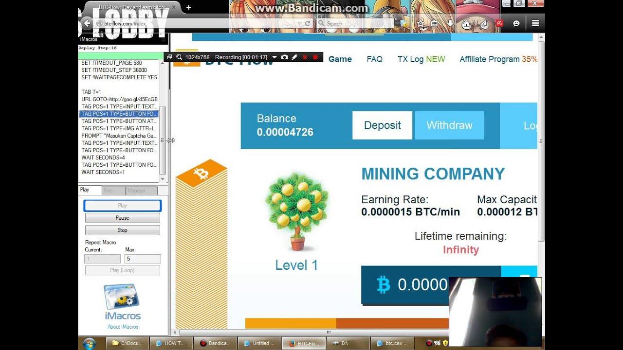 cara menggunakan robot trading bitcoin