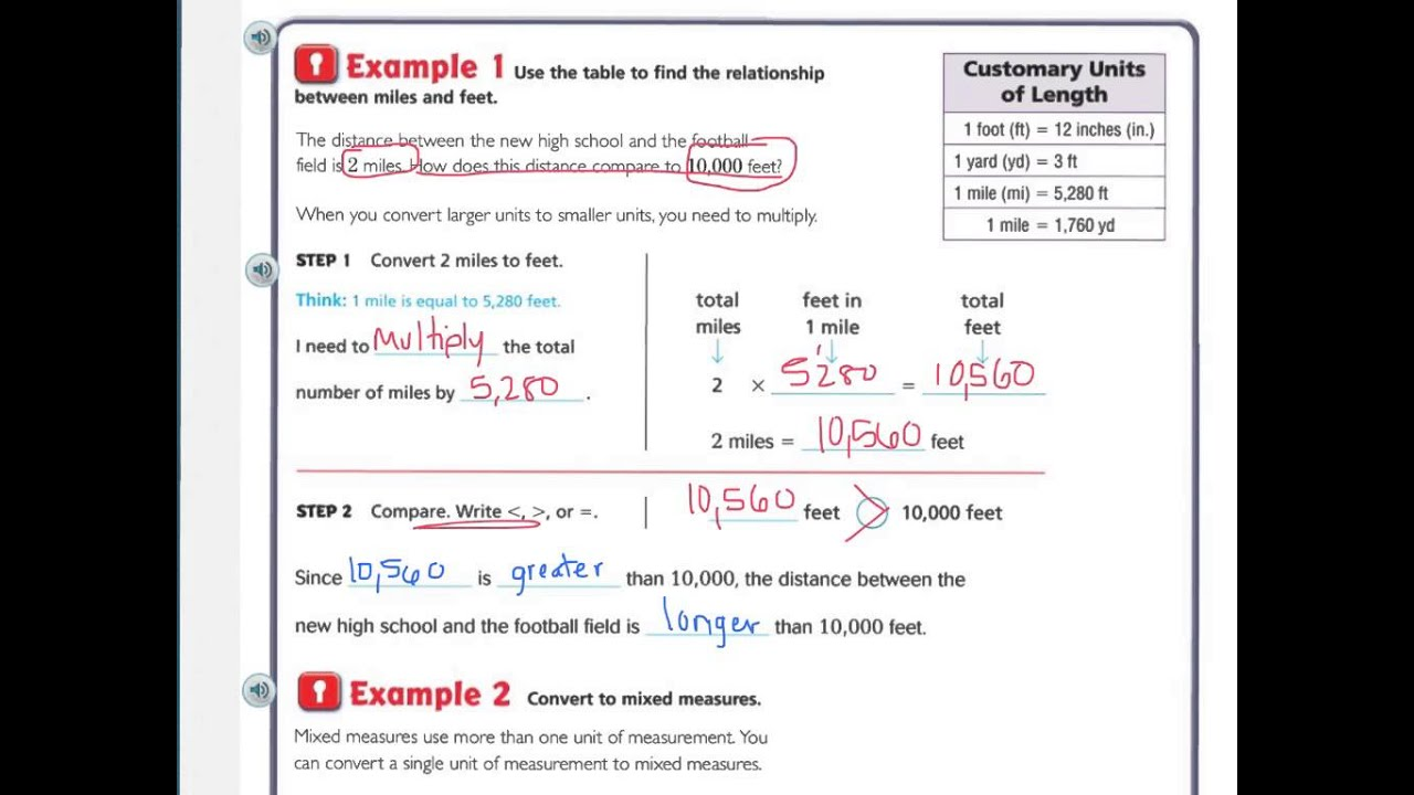 Go Math Grade 4 Chapter 13 Homework Answers