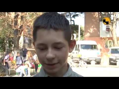Телеканал ЧЕРНІВЦІ: Велосипедом на навчання
