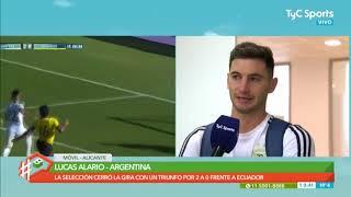 Lucas Alario:
